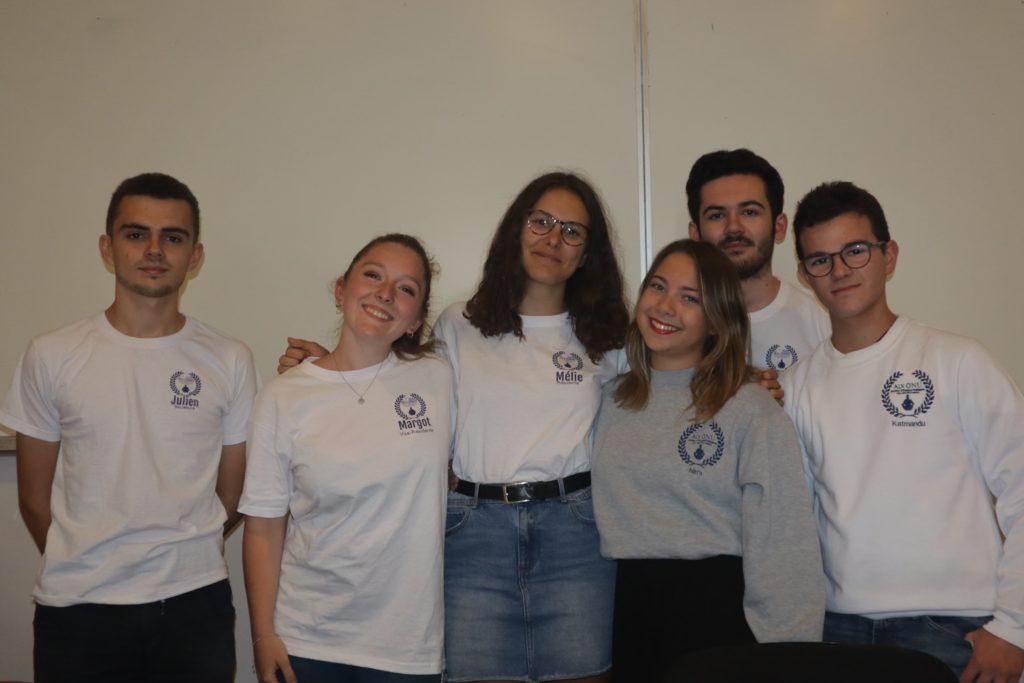 Aix Onu 2019 Team